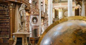 Große Freude! Die Lesesäle am Heldenplatz und in den Sammlungen öffnen am 8. ...