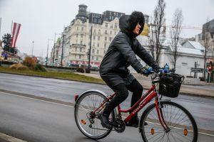 🧤 Mindestens genauso schön wie #berniesmittens und besser geeignet zum #Radfahren 🧤 Foto: ...