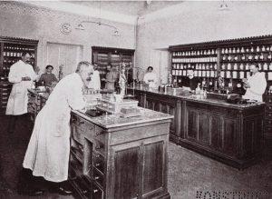 Das 1913 neu eröffnete