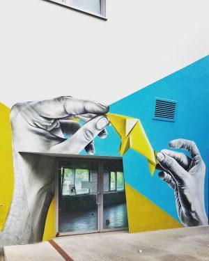 Hunting #graffiti #streetart in #vienna #donaukanal at #heiligenstadt #ig_wien #igerswien #igers🇦🇹 #ig_austria #igersvienna ...