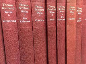 Happy Birthday, Thomas Bernhard! Heute würde Thomas Bernhard seinen 90. Geburtstag feiern. Wir feiern mit, auch wenn...