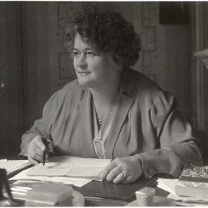 Heute feiern wir den Geburtstag einer der wichtigsten Initiatorinnen der Frauenbewegung in Österreich, ...