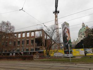 Mit @pflegeundkunst unterwegs: Baustelle Kunst. Wien Museum. * * Felix Salten im 1. ...