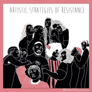 """Artistic Strategies of Resistance"" – Workshop for BIPOC, applications are open! This online ..."