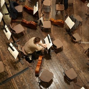 Impressions from our rehearsal for our new recording of Bruckner's symphony No. 1 with Maestro Christian Thielemann....