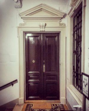Siggy's crib Sigmund Freud Museum