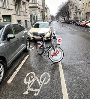 Tipp für Fahrradfreunde in Wien und alle die es werden wollen: Die Citybikes ...