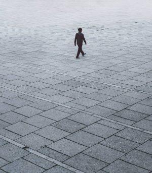 Einsamkeit - Loneliness #vienna #museumsquartier #wien #igersaustria #mq #igersvienna MQ – MuseumsQuartier Wien