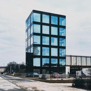 21er Haus, Büroturm, Adolf Krischanitz . . . . . #konzett #photography #documentary ...