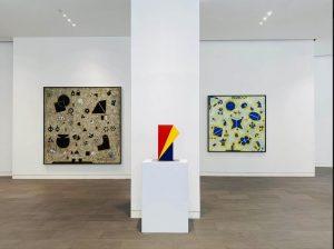 #EXHIBITION #ARCHIVE HILDEGARD JOOS & ROLAND GOESCHL at Hochhaus Herrengasse, 2020 Works by Hildegard Joos will be...