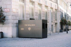 @parkhyattvienna & @kateandkon present THE BOLLIBOX - the new deli at Bognergasse for ...