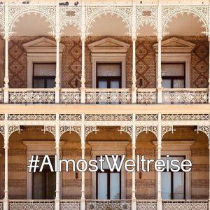 Almost Weltreise! Kennt Ihr auch Gegenden, Plätze oder Gebäude in Wien, die Euch ...