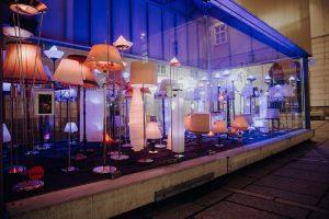 LUMEN by Johannes Rass im Mq zu sehen. MQ – MuseumsQuartier Wien