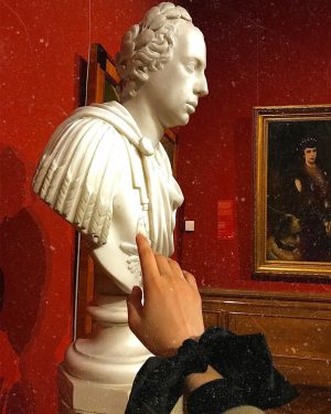 | 𝕋#𝕠𝕦𝕔𝕙 • • • #art #gallery #belvedere #belvederepalace #belvederemuseum #vienna #austria🇦🇹 #touch ...