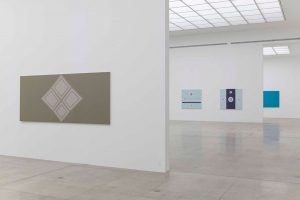 'Return to Vienna: The Paintings of Tess Jaray' is now open @viennasecession. Over the course of her...