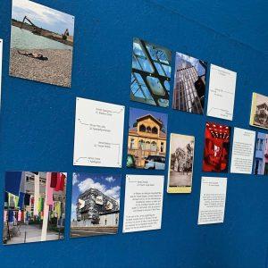 Imaginäre Reisen Outdoor Exhibition beim Wien Museum am Karlsplatz, go see. #almostweltreise #wienliebe ...