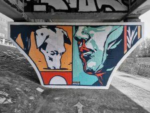 meanwhile in #vienna 3 of 3 @ndzwdz #urbanart #streetart #tv_streetart #muralism #wallart #jj_urbanart #igersvienna #igersvienna #streetartguidevienna #sprayart...