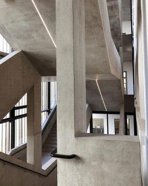 zubau resseltrakt, tu wien - nmpb architekten. #architecture #architecturephotography #arch #tuwien #vienna