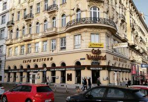 #cafewestend (since 1895) #mariahilferstraße #vienna