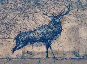 #citywildlife #naturetakesitback #deer #mural #artsyvienna #wien #vienna #streetart #streetartvienna #streetartlover #streetartphotography #streetartdaily #muralsofinstagram ...