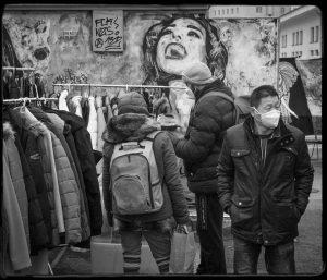 The first time at the flea market after the lockdown #pictureoftheday #fleamarket #naschmarkt #vienna #antique #vintage #retro...