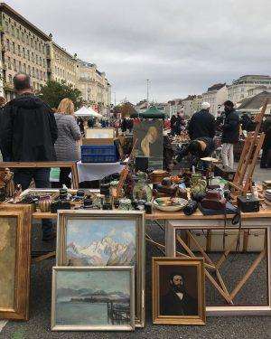 saturdays Flohmarkt am Naschmarkt