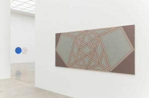 On view now at Secession in Vienna. Tess Jaray's first institutional solo exhibition ...
