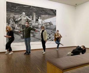 Become the art > Looking at the art #albertina Albertina Museum