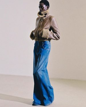 FALL / WINTER 2021 LOOK 20 photographed by Anders Edström styled by Jane How
