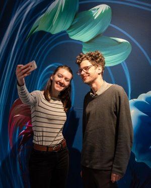 Photograph. #sonotopia #selfiespot #smileyouroncamera #souvenir #hdmclong #hdmvienna #edsheeransongs #alyricaday © Hanna Pribitzer @hansineimglueck Haus der Musik