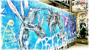 MuQua passage #hipstagram #graffiti #viennamurals #museumsquartier #vienna #Hipstamatic #Hornbecker #KodotXGrizzled MQ – MuseumsQuartier ...