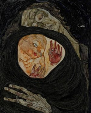 • Dead Mother I, 1910 - Egon Schiele #deadmother #egonschiele #leopoldmuseum #wien #art ...