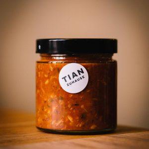 Super-Sugo🧡vorher-nachher tian-zuhause.com #nuffsaid #needisaymore 😝#tianzuhause #tianrestaurantwien #tianrestaurantmünchen #tianbistroamspittelberg