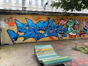 Super geil der Yoshi 🔥🔥🔥 . . . . . . . #graffiti ...