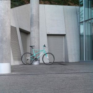 Back to the future . . . #bikeshit #bianchi #celeste #mtb #90ies #flashback ...