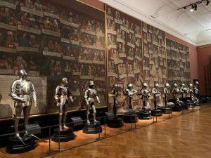 #wien #vienna #維也納 #viennaimpressions #hofburg #hofburgpalace #museum #hofjadgundrüstkammer #harnisch #armoursuit #welovevienna #viennacity #viennaaustria #viennalove #viennalife #stadtwien #1000thingsinvienna...