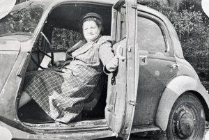 Der fünfte und letzte Teil unserer Mini-Serie zum Internationalen #frauentag2021 mit einem Foto aus dem Jahr 1950....
