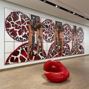 """Franz West meets Gilbert&George's """"Bloody People"""" and then his """"Sysiphos"""" work meets Albert ..."""