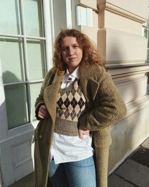 New coat, who dis? Albertina Museum