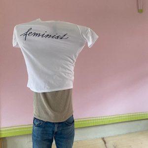 #iwd2021♀️ #kunsthauswien_hundertwasser #feminist #erwinwurm KUNST HAUS WIEN. Museum Hundertwasser