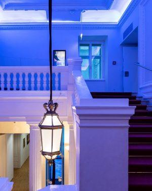 Stairway to heaven. #sonotopia #VR #virtualreality #experience #museum #hdmvienna #ledzeppelin #alyricaday © Hanna Pribitzer @hansineimglueck Haus der...