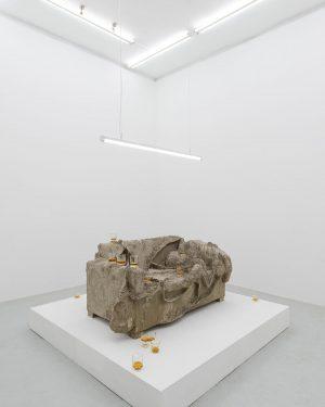 James Lewis - Injury exhibition at @galeriehubertwinter #JamesLewis 🛋️ 🥃 @jameslewissiwelsemaj Lewis' work ...