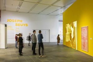 Exhibiting Joseph Beuys also provides an opportunity to critically analyze the traditional role of the museum and...