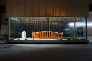 Go check out the new installation at Art Box by artist Kaja Clara ...