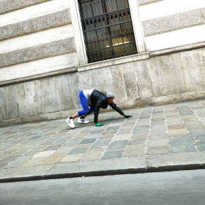 #spiderman#Vienna#firstdistrict#lockdown2020#
