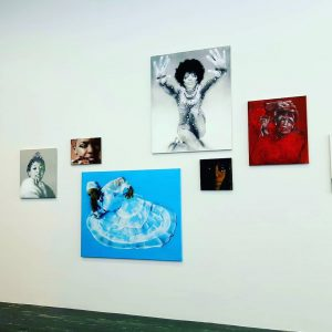 Strong women. Maja Vukoje im Belvedere 21. . . . . . . #art #artwork #vienna #belvedere21...
