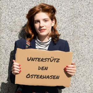 Gemeinsam mit deiner Hilfe wollen wir den Menschen in unseren Einrichtungen zu Ostern ...