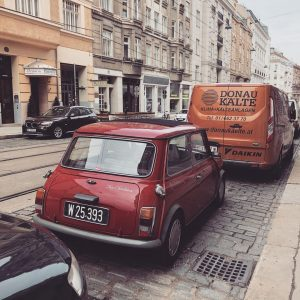 ready for the city streets🚗💨😁 #classy #classicmini #classiccars #mini #cooper #minicooper #car #carlove ...