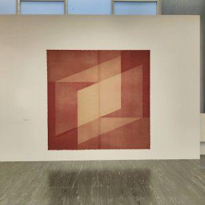 #nachalbers #jute #bleiche #majavukoje #21erhaus #belvedere #belvedere21 #wien #art #modernart #exhibition #2020 Belvedere 21