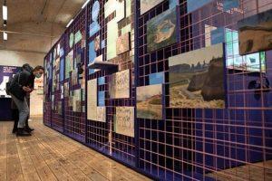 """Morgen gibt es wieder ab 19:00 eine DIALOGFÜHRUNG in unserer Ausstellung """"Boden für ..."""
